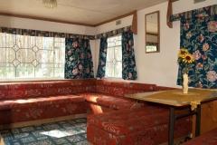 kanapa w domku